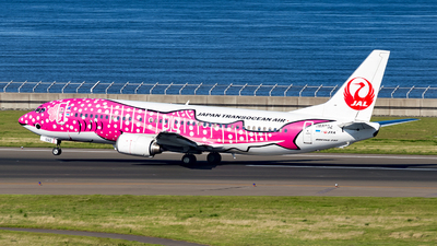 JA8992 - Boeing 737-446 - Japan TransOcean Air (JTA)