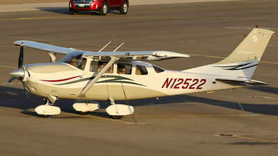 A picture of N12522 - Cessna T206H Turbo Stationair - [T20608671] - © Joshua Ruppert