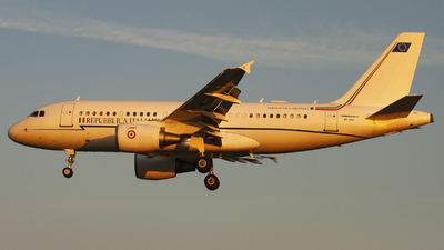 MM62243 - Airbus A319-115X(CJ) - Italy - Air Force