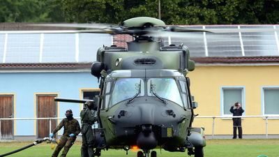 78-16 - NH Industries NH-90TTH - Germany - Army
