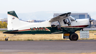 N34GR - Found Aircraft FBA-2C1 Bush Hawk XP - Private