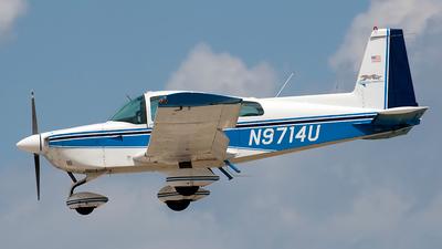 A picture of N9714U - Grumman American AA5A - [AA5A0114] - © Jeremy D. Dando
