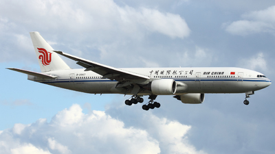 B-2067 - Boeing 777-2J6 - Air China