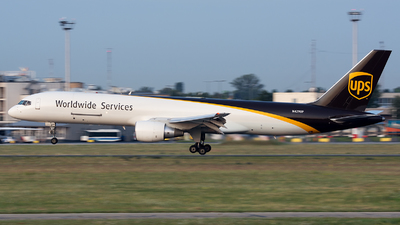 N429UP - Boeing 757-24A(PF) - United Parcel Service (UPS)
