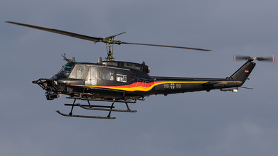 98-98 - Bell UH-1D Iroquois - Germany - Air Force