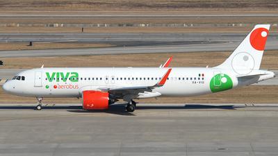 A picture of XAVIU - Airbus A320271N - VivaAerobus - © Jason Whitebird