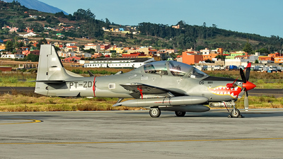 PT-ZDX - Embraer A-29B Super Tucano - Indonesia - Air Force
