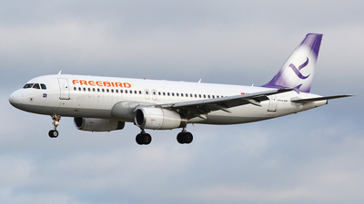 A picture of TCFHM - Airbus A320232 - Freebird Airlines - © Thomas Schmidt-Blindenhöfer