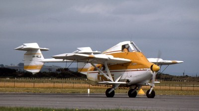 VH-MLJ - Transavia PL-12 Airtruk - Jones Aviation