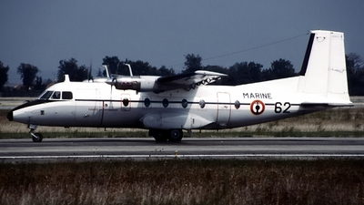 62 - Nord N-262A - France - Navy