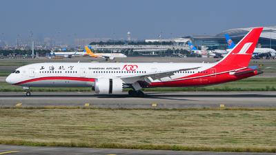 B-1111 - Boeing 787-9 Dreamliner - Shanghai Airlines