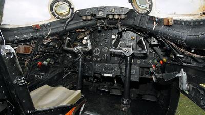 WE188 - English Electric Canberra T.4 - United Kingdom - Royal Air Force (RAF)