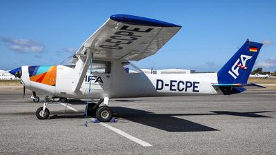 D-ECPE - Cessna 152 II - IFA - Instituto de Formação Aeronáutica