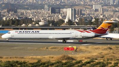 EP-LCJ - McDonnell Douglas MD-82 - Kish Air