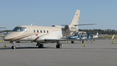 N57RG - Gulfstream G150 - Private