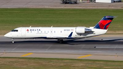 N915EV - Bombardier CRJ-200ER - Delta Connection (SkyWest Airlines)