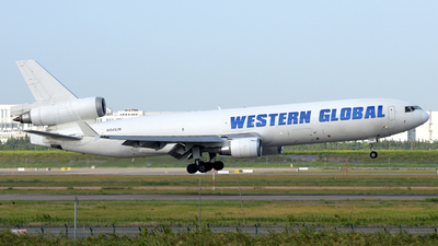 N545JN - McDonnell Douglas MD-11(F) - Western Global Airlines