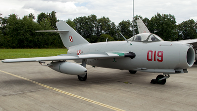 019 - WSK-Mielec SB Lim-2 - Poland - Air Force