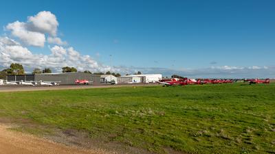 YPPF - Airport - Ramp