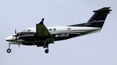 M-CDJC - Beechcraft B200GT King Air 250 - BAe Systems