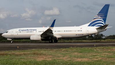 HP-1826CMP - Boeing 737-86N - Copa Airlines