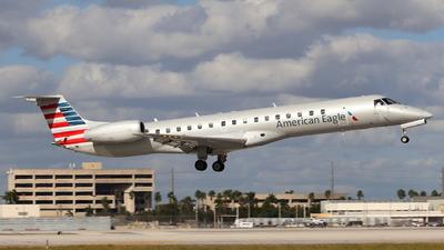 N610AE - Embraer ERJ-145LR - American Eagle (Envoy Air)