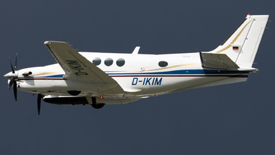 D-IKIM - Beechcraft C90B King Air - Private
