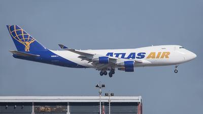 HL7499 - Boeing 747-4B5ERF - Atlas Air