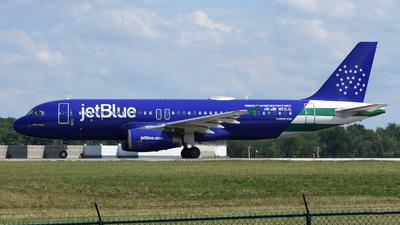 N531JL - Airbus A320-232 - jetBlue Airways