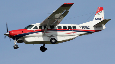 N9018Z - Cessna 208B Grand Caravan - Mission Aviation Fellowship (MAF)