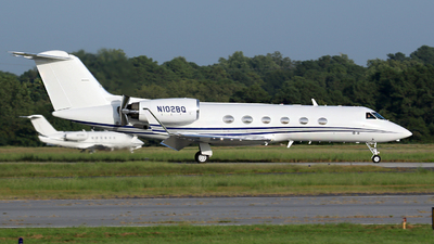 N102BQ - Gulfstream G-IV(SP) - Private