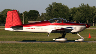 A picture of N567PK - Van's RV7A - [72975] - © Kevin Porter