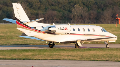 N647QS - Cessna 560XL Citation XLS - NetJets Aviation