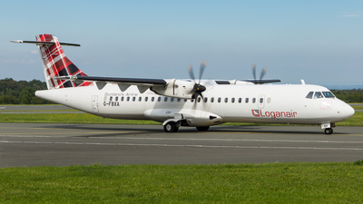 A picture of GFBXA - ATR 72600 - Loganair - © Tim-Patrick Müller