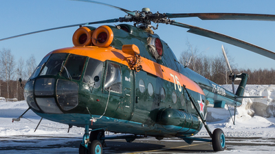 RF-93104 - Mil Mi-8T Hip - Russia - Defence Sports-Technical Organisation (ROSTO)