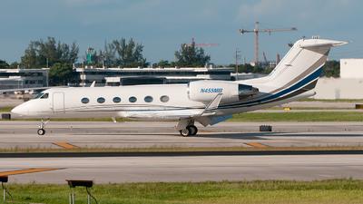 N455MB - Gulfstream G400 - Private