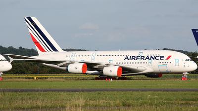 A picture of FHPJE - Airbus A380861 - [052] - © Wojtek Kmiecik