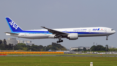 JA785A - Boeing 777-381ER - All Nippon Airways (ANA)