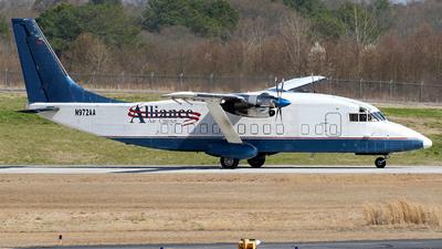 N972AA - Short 360-300 - Alliance Air Charter