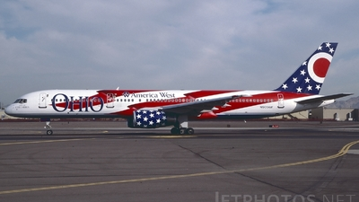 N905AW - Boeing 757-2S7 - America West Airlines