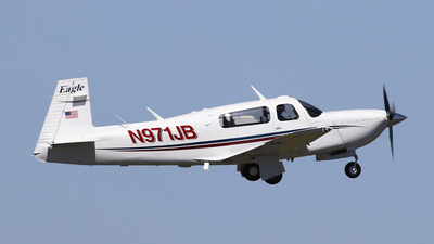 A picture of N971JB - Mooney M20S - [300024] - © BaszB