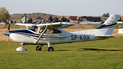 SP-KRK - Cessna T182T Skylane TC - Private