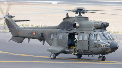 HU.21-12 - Aérospatiale AS 332B Super Puma - Spain - Army