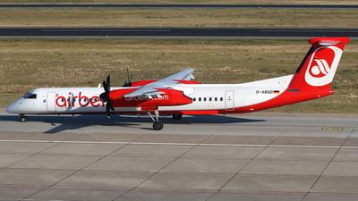 D-ABQD - Bombardier Dash 8-Q402 - Air Berlin (LGW Luftfahrtgesellschaft Walter)