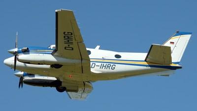 D-IHRG - Beechcraft C90GT King Air - Private