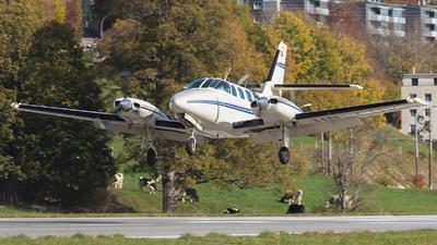 HB-LUV - Cessna T303 Crusader - Private