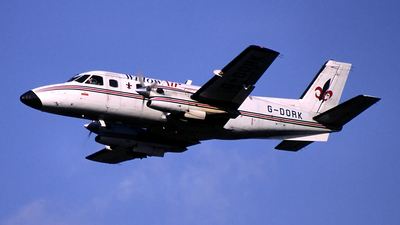 G-DORK - Embraer EMB-110 Bandeirante - Willow Air