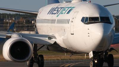 C-FWAI - Boeing 737-7CT - WestJet Airlines