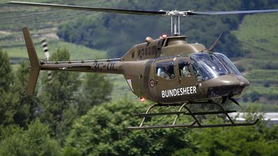 3C-OL - Bell OH-58B Kiowa - Austria - Air Force
