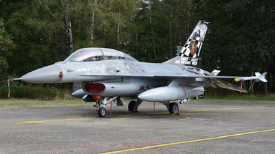 FB-24 - General Dynamics F-16BM Fighting Falcon - Belgium - Air Force